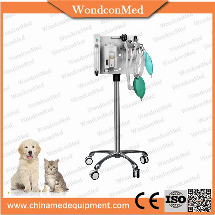 Medical Table Top Anesthesia Machine For Vet Equipment