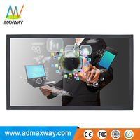 42 inch resolution 1920x1080 LED backlit multi touch monitor