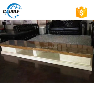 Foshan Carolf Waterproof 2.8 m long tv cabinet, tv stand