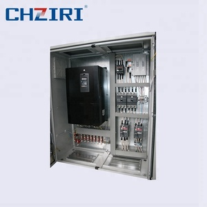 55kW VFD control panel electric outdoor inverter control cabinet