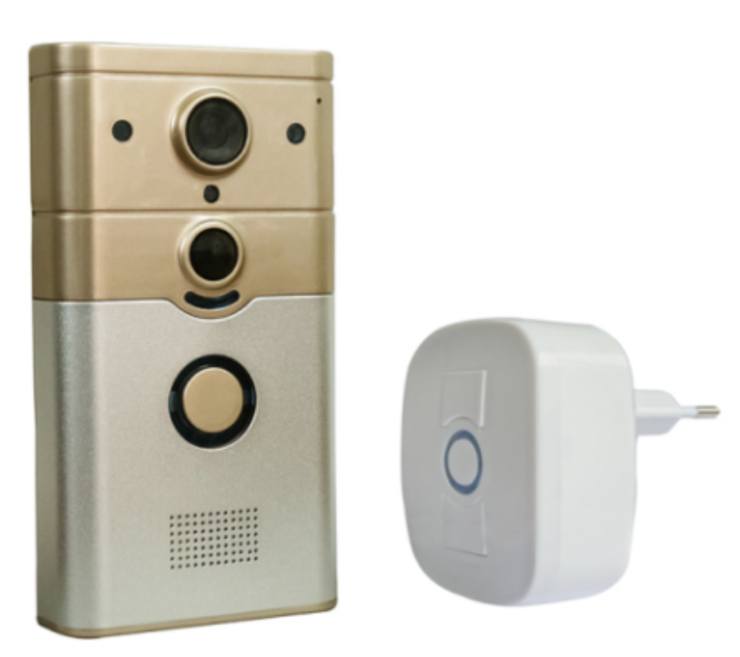 New Home Security Video Doorbell cameras with Intercom Phone Wifi 3G 4G