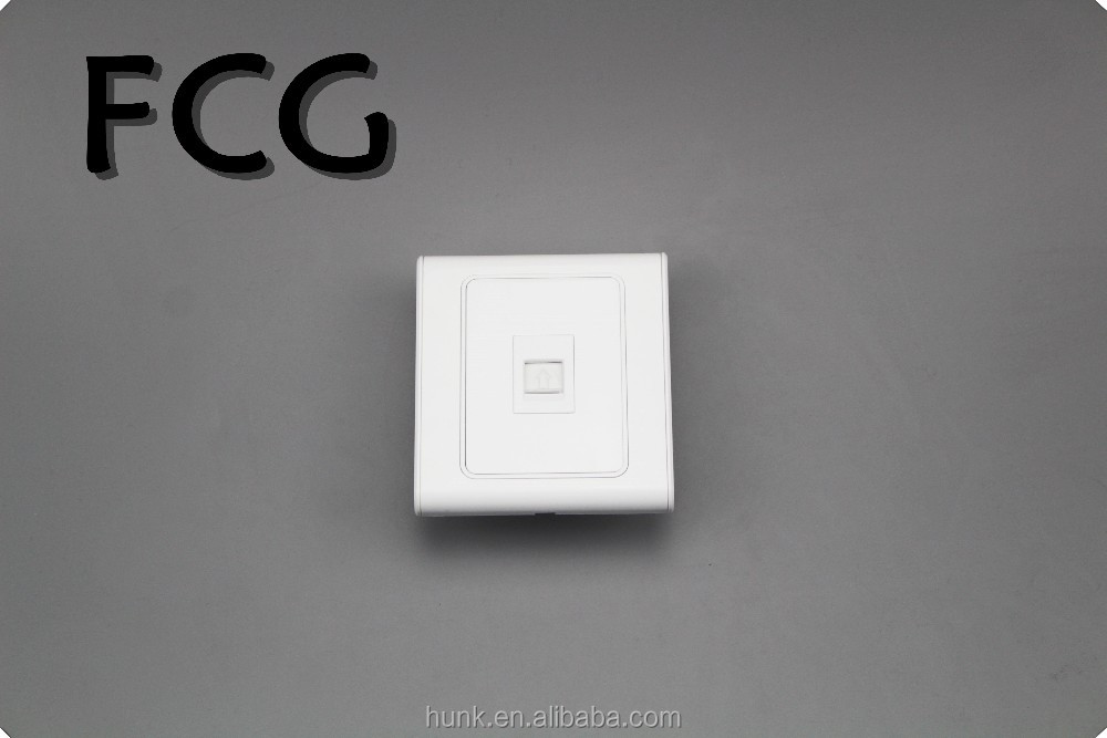 New Coming Socket Switch Electric Construction Material