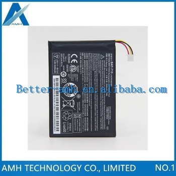 Tested New 37v 1800amh For Acer Iconia B1 A71 BAT 7151ICP5