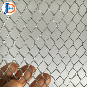 Gibraltar Building Products 3.4 lbs Galvanized flat Diamond Mesh Lath