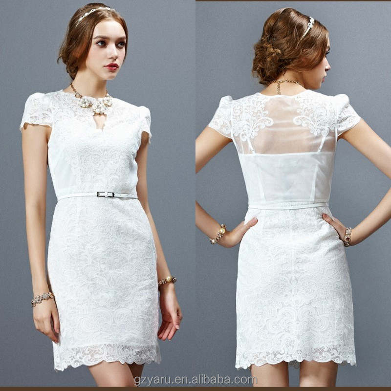 Formal Lace Dresses For Women