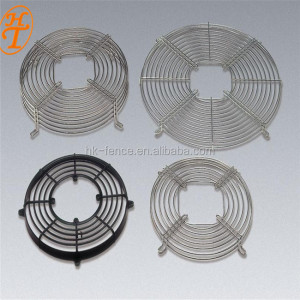 Reliable Welding For Spiral Wire Fan Guard