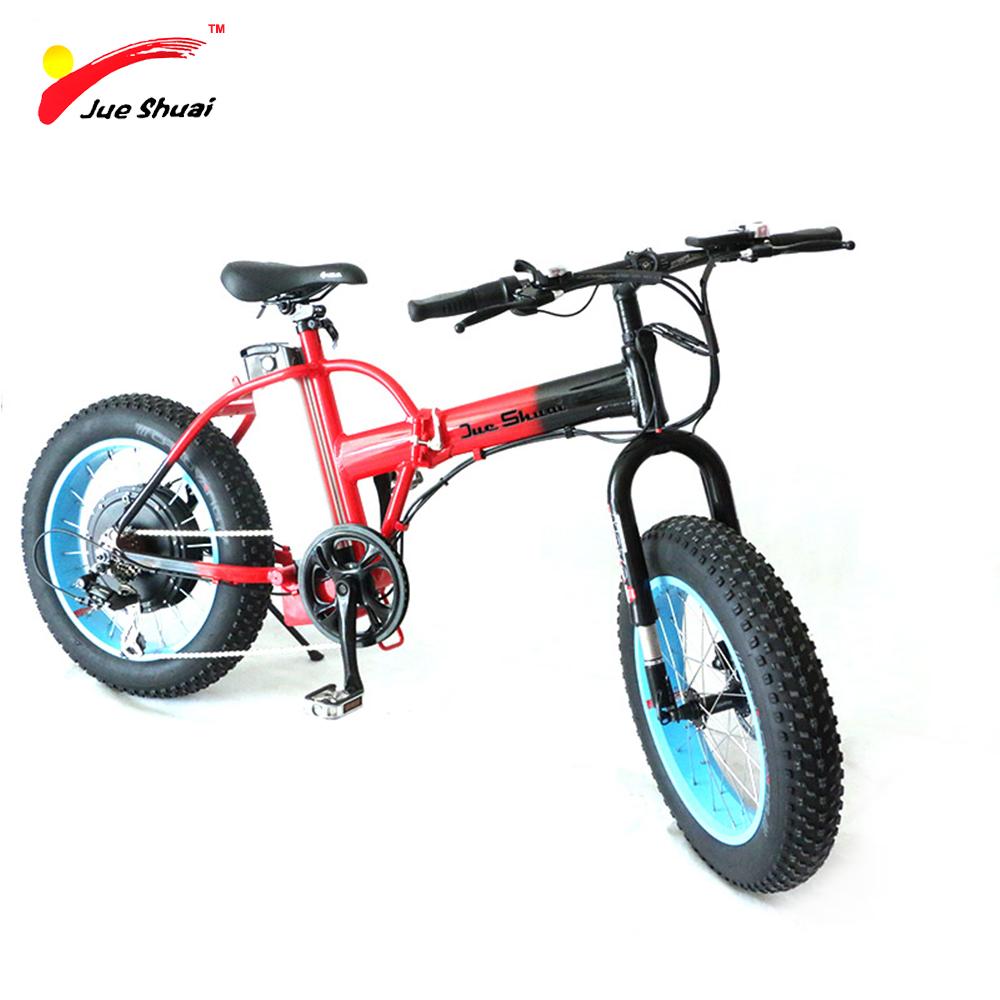 JS 36 v 1000 watt Lithium-batterie Klapp Fat elektro-fahrrad ...