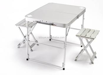 """Two Person Suitcase Style """"camp Master"""" Lightweight Aluminum ..."""