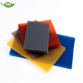 8mm To 20mm Thickness Polycarbonate Four Wall Multiwall ...