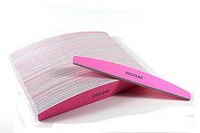 Free shipping Manicure activities put a nail polish nail a pink semi circle