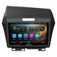 NaviHua Android system headrest 9 inch touch screen HD display car radio video player wifi USB stereo for Honda Jade