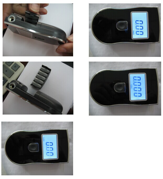 hot sale high quality AT818 breath alcohol tester