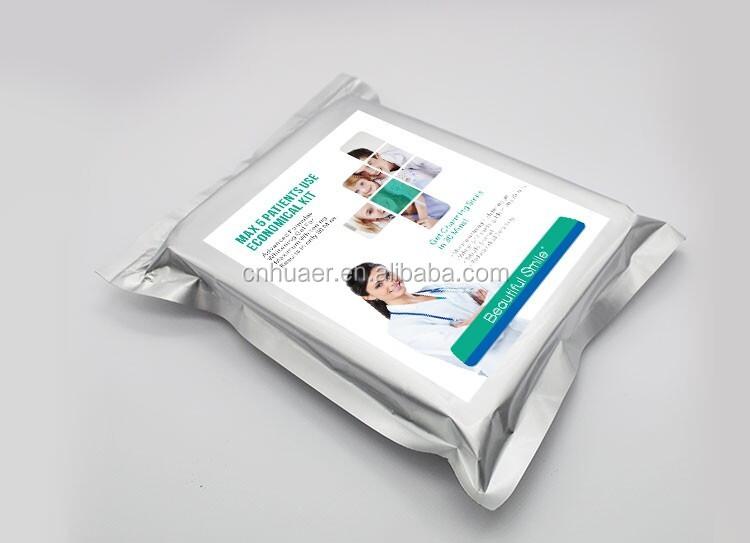Professional Tooth Bleaching Kit Teeth Whitening Gel Uv