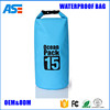 Promotional outdoor sports dry bag 2L/5L/10L/15L/20L/30L 500D PVC Tarpaulin waterproof bag for iphone