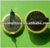 lir2032 rechargeable button battery/lir 2032 buttton cell battery