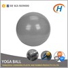 2016 logo fitness ball, yoga gymnastic ball, air pump yoga ball