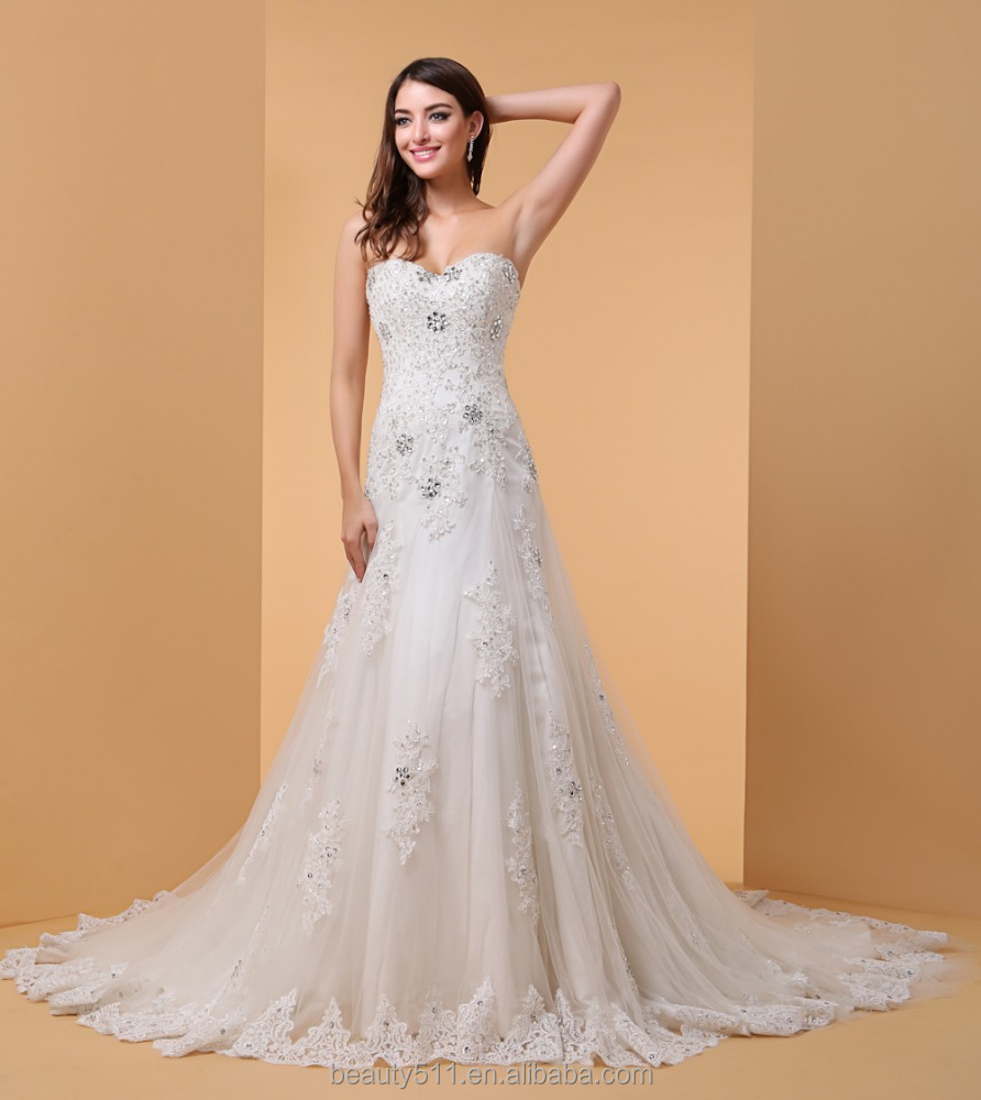 China Free Shipping Wedding Dress Manufacturers And Suppliers On Alibaba