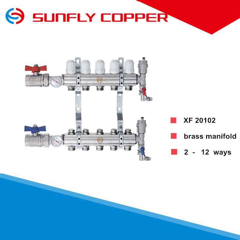 Colector de agua de acero inoxidable de number v as para - Sistema de calefaccion por agua ...