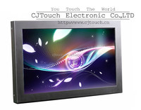 23.6 inch open frame touch monitor with metal case and frameless design for industrial applications