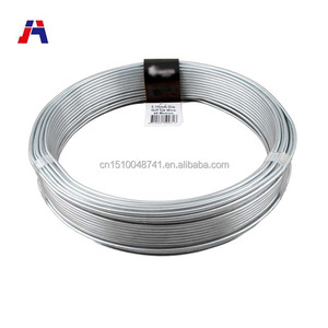 16 gauge binding wire made of low carbon steel wire with galvanized surface