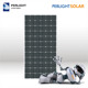 Low price roof mounting off grid 5000 watts home solar panel system with trade assurance