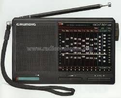 Buy 9V Grundig Yacht Boy 400 PE Radio replacement power