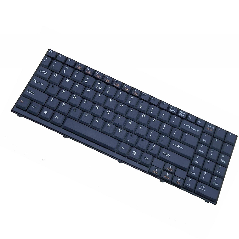 For Clevo N150RD N151RD N155RD N170RD N155RF Gaming Laptop Keyboard US Backlit