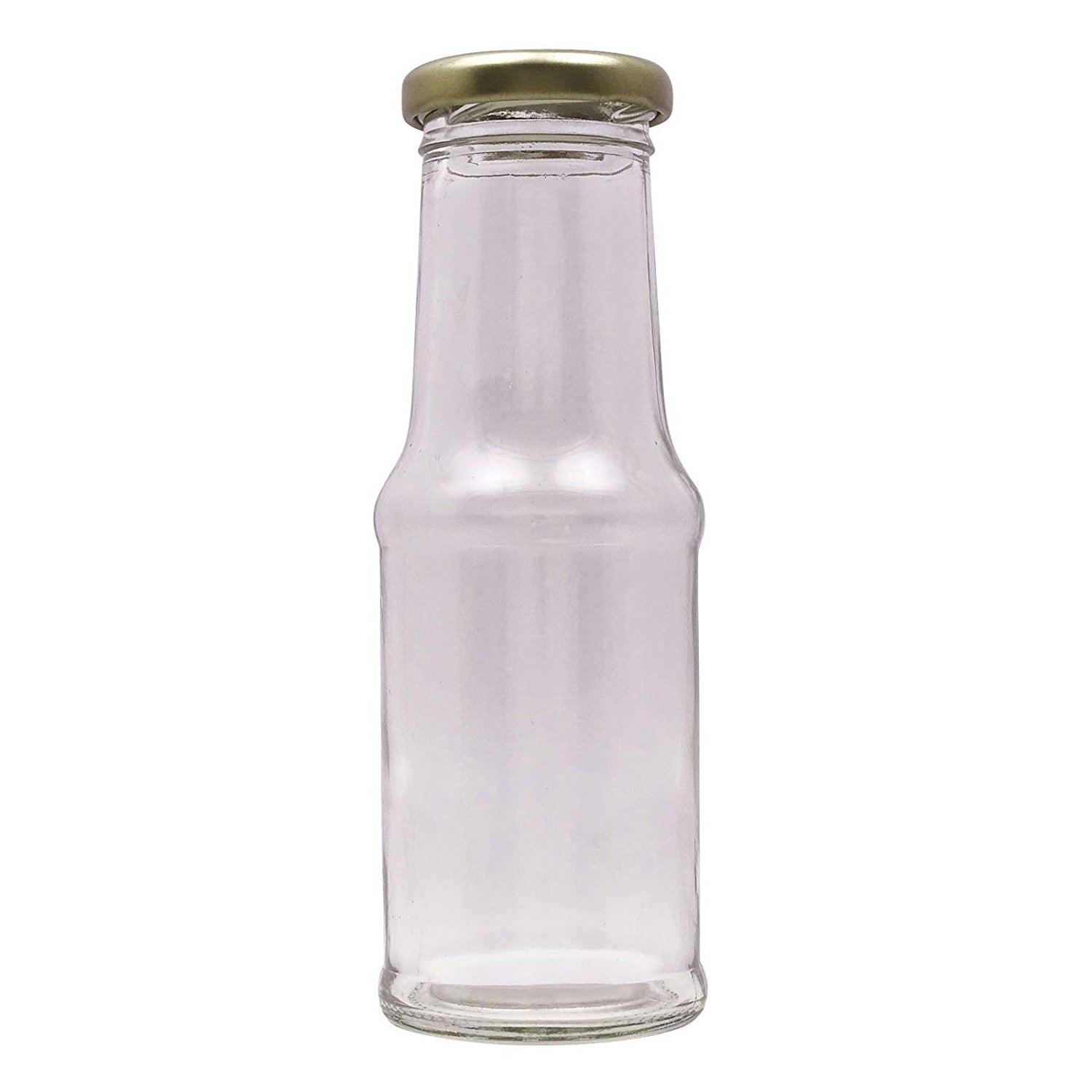 Cheap large glass milk bottle find large glass milk bottle deals get quotations 200ml empty clear glass with screw top milk bottle pack of 16 reviewsmspy