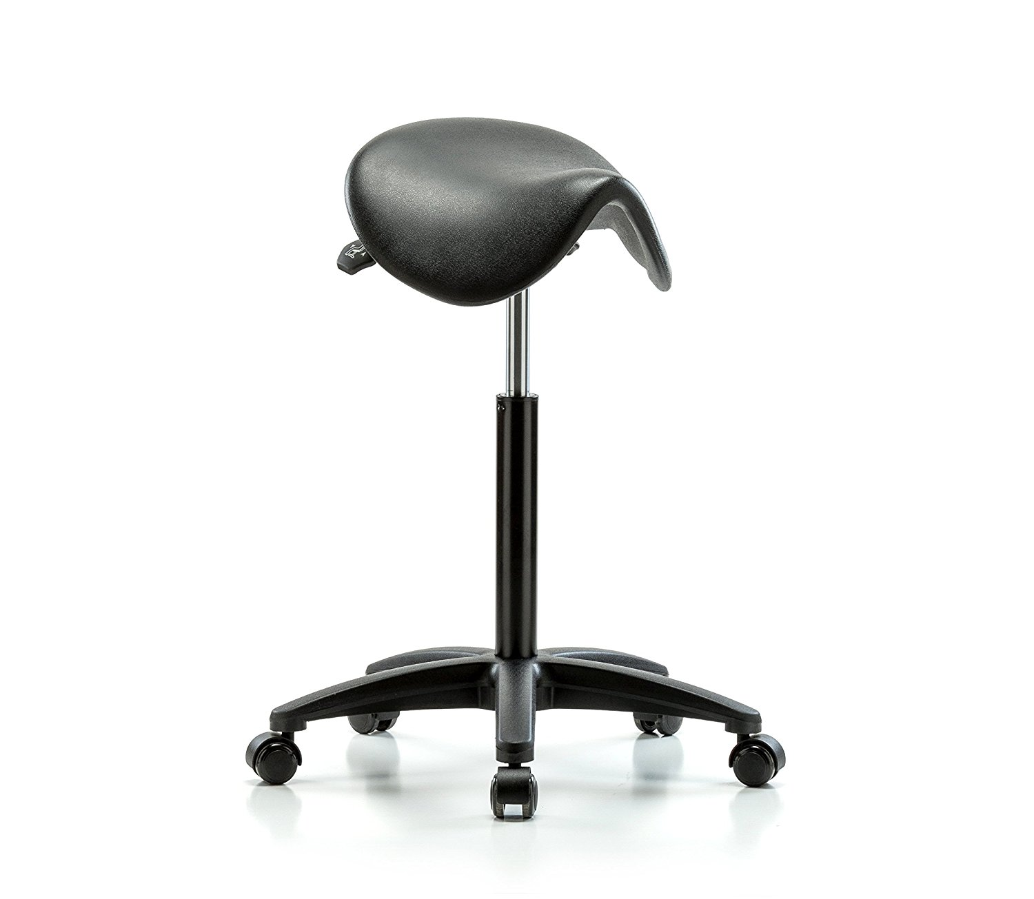 Perch Saddle Stool (Glides)
