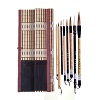 Manufacturer Goat Hair Calligraphy Brush Writing Pen Chinese Ink Painting Brushes for Professional Calligraphy & Painting