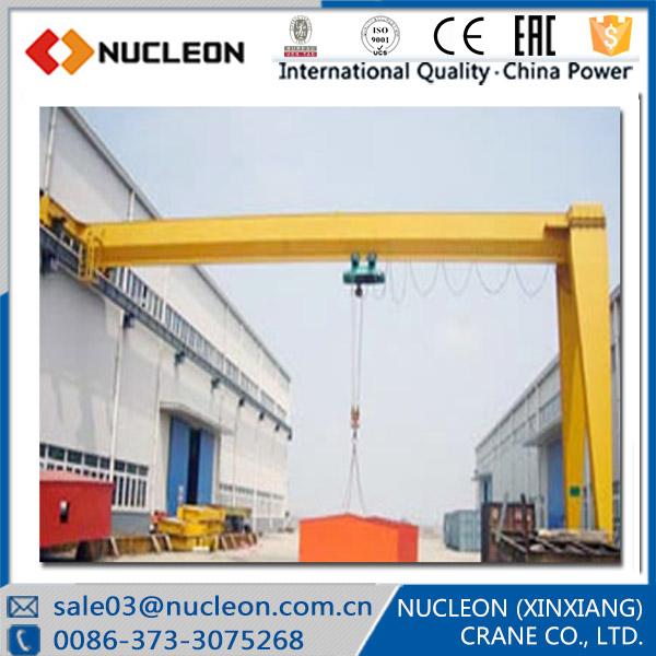 Nucle n mini sola viga gr a p rtico 10 ton precio puente for Costo del portico anteriore