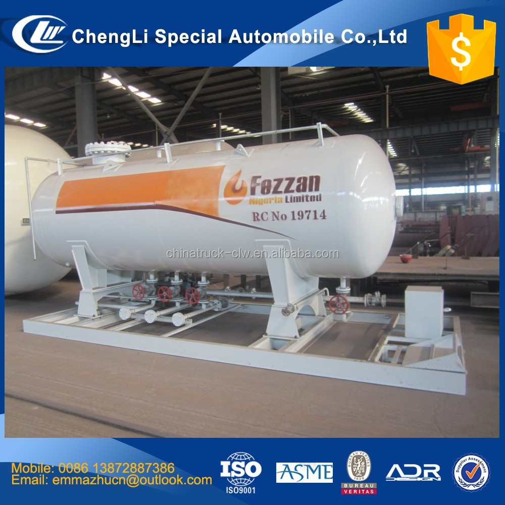 factory sales good quality 5~40m3 lpg station equipment