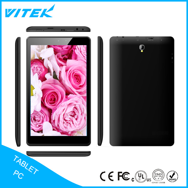 Bulk China OEM Allwinner A33 Quad Core 8inch Android OK Tablet