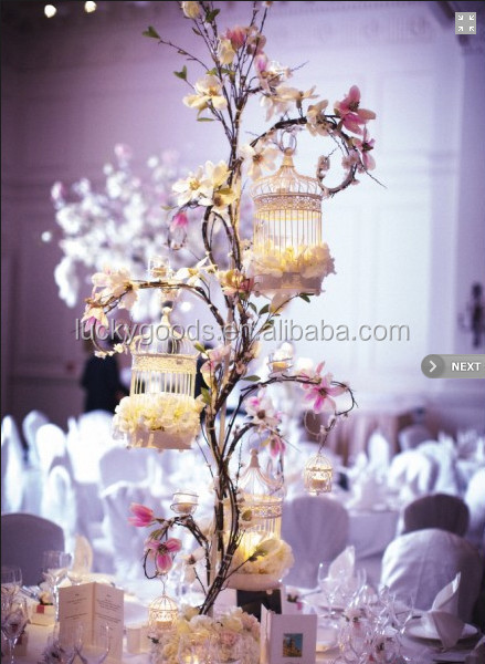 bird decorations for weddings personalized white decorative bird cage 1721