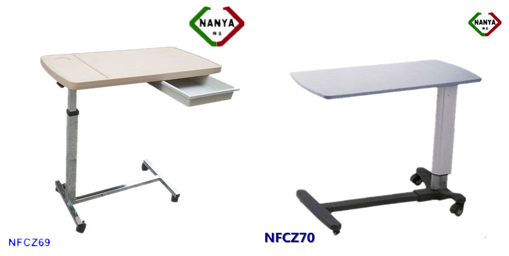 NFCZ61 Height adjustable bedside computer table - Nfcz61 Height Adjustable Bedside Computer Table - Buy Bedside