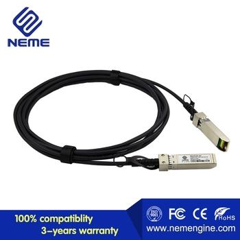 3m 10g Copper Sfp Cable Cisco Hp Compatible Twinax 10g