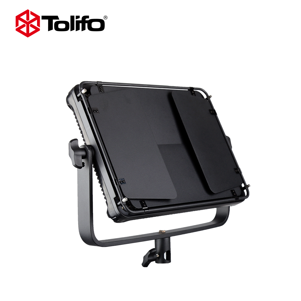 Tolifo China Product Dimmable Led Studio Lights Continuous Light Photography Video Studio Lighting Equipment Kit