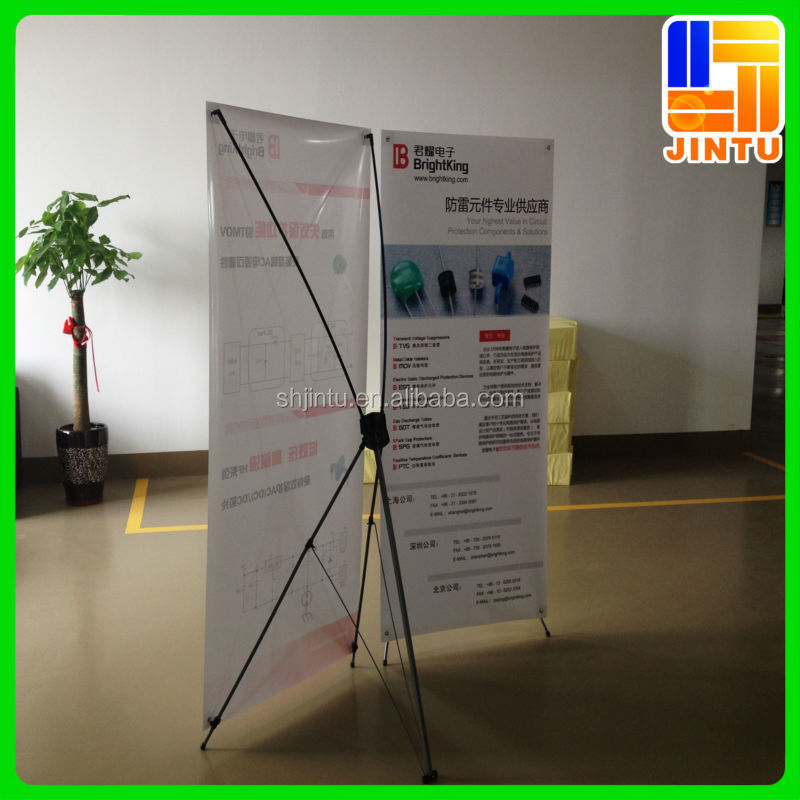 Portable X Stand Banner/ X Banner Stand Display