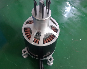 MP154120 45KW brushless motor with 88kg thrust, View 45KW brushless