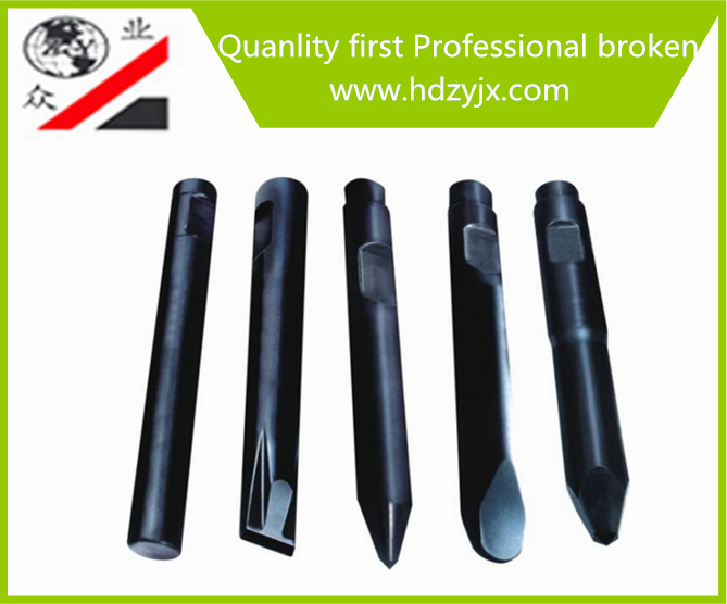 DAEMO DMB03 excavator hydraulic breaker chisel as hydraulic breaker spare part