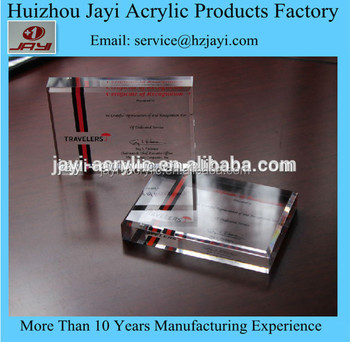 Custom Laser Awards  Paperweights  Plaques  Promotional Corporate