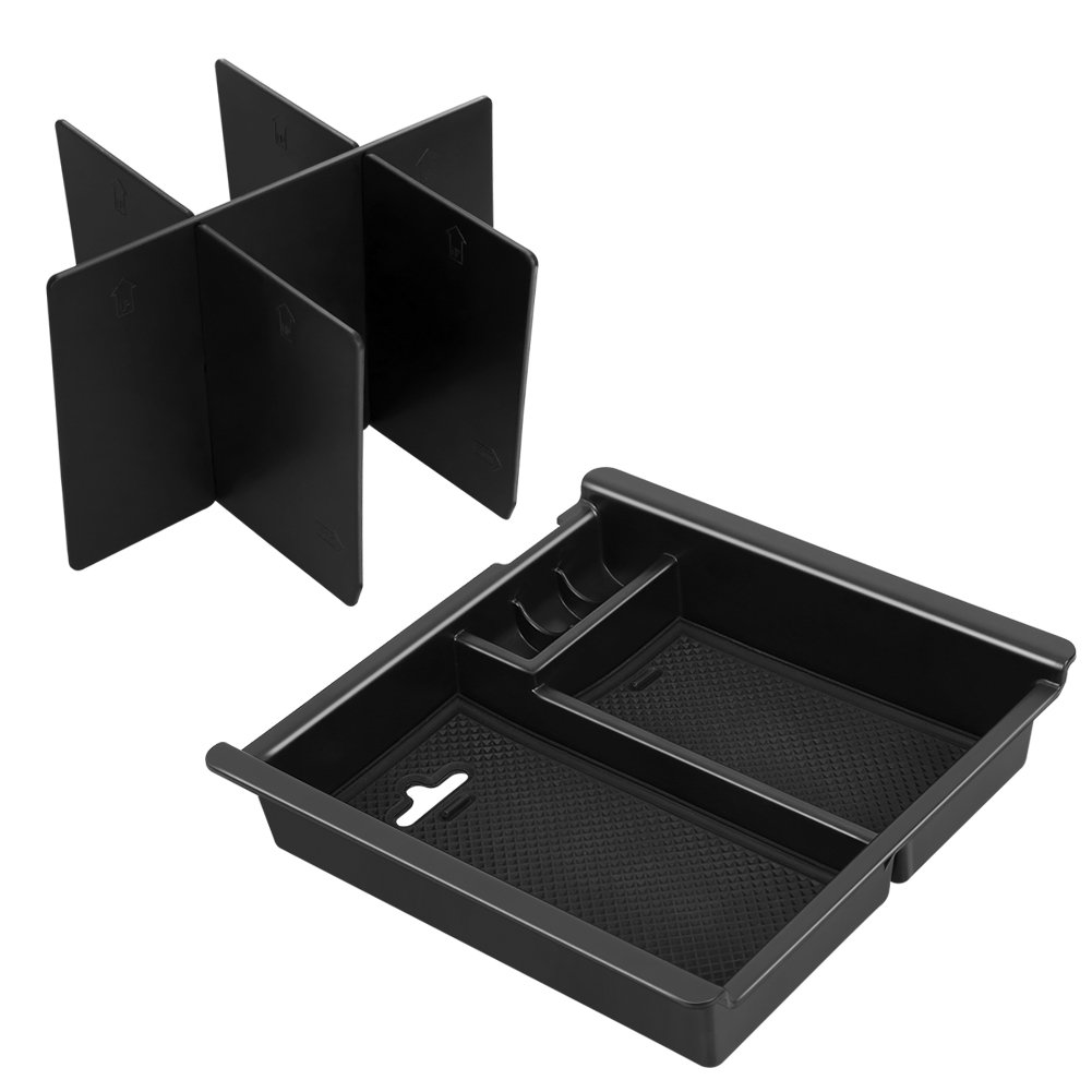 Buy Center Console Insert Organizer Tray Fit Ford F150