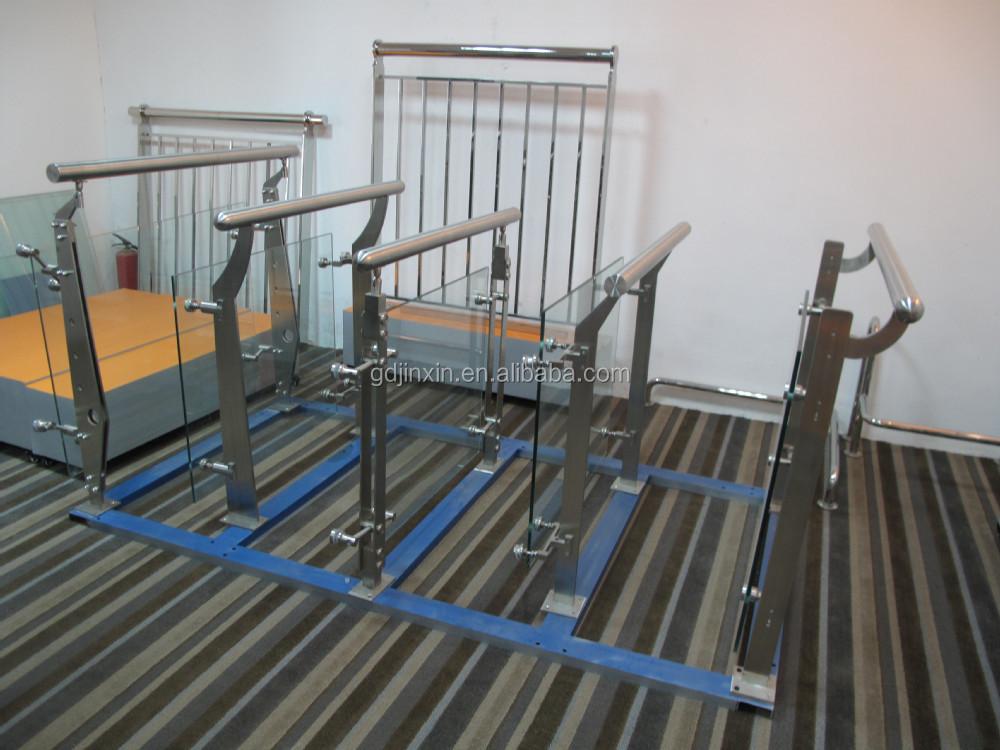 China Supplier Stainless Steel Led Light Handrail