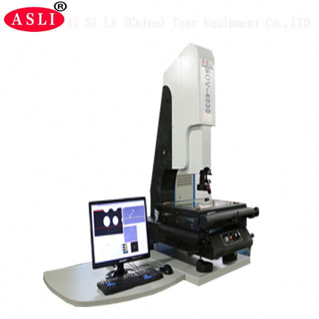 Chinese factory supplier automatic 2d video measuring machine PRICE