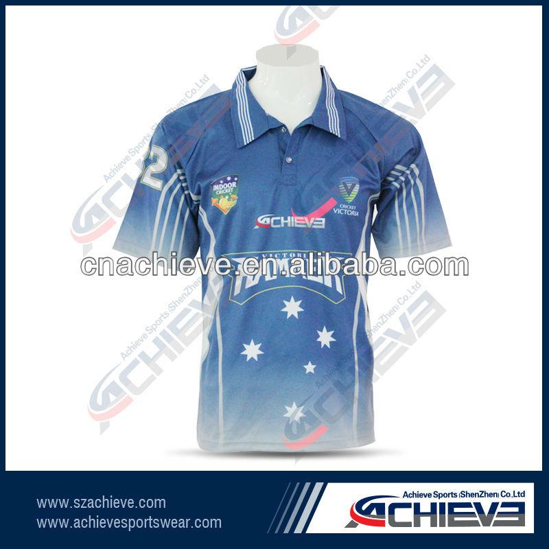 2015 New Design Pakistan Cricket Shirt