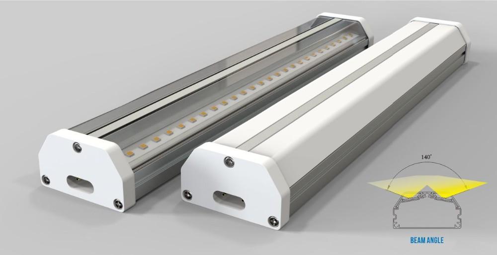 Ce Ul Cul Rohs T5 T8 Led Tube Batten Lighting Fixture Wall Lamp ...