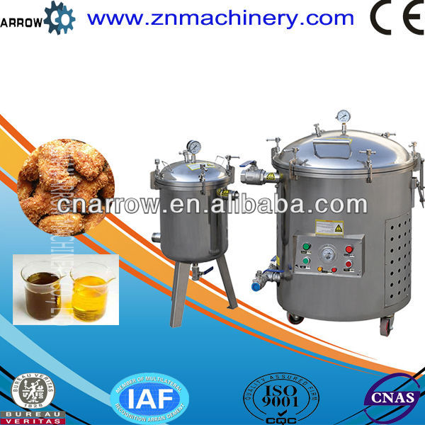 China Cheap High Quality Waste Cooking Edible Frying Oil Filter
