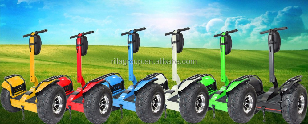 Leadway high speed portable self balancing electric scooter two wheeler(W5L-129)
