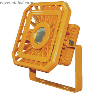 Hazardous area lighting C1D2 Atex led explosion- proof high bay light 60/80/100/120W flood light