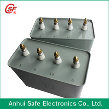 high voltage oil capacitor NO PCB capacitor 15uF 2KVAC